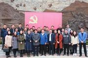 济南市文化创意产业联盟在莱芜区、钢城区开展调研活动