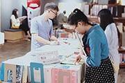 """""""2019秋季�V西高校精品教材巡展"""":�^展�w�感更加人性化"""
