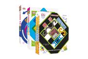 《DK玩出来的百科:动手玩转数学套装》:让孩子爱上数学的神奇魔法书