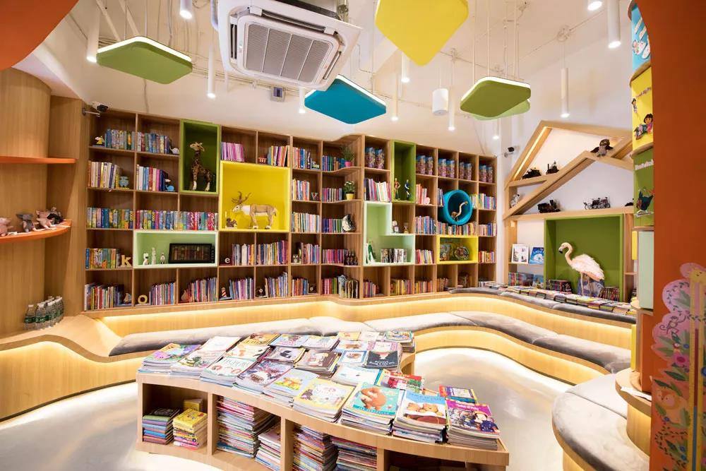 中国儿童书店,迎战体验经济新时代