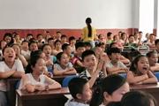 儿童文学作家小酷哥哥进校园进行阅读推广——力倡少年们用阅读捍卫想象力