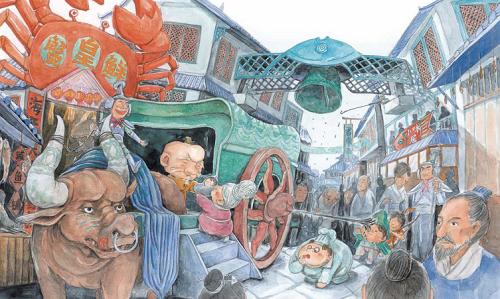成长与冒险:美食神话故事,为孩子解密中国文化密码