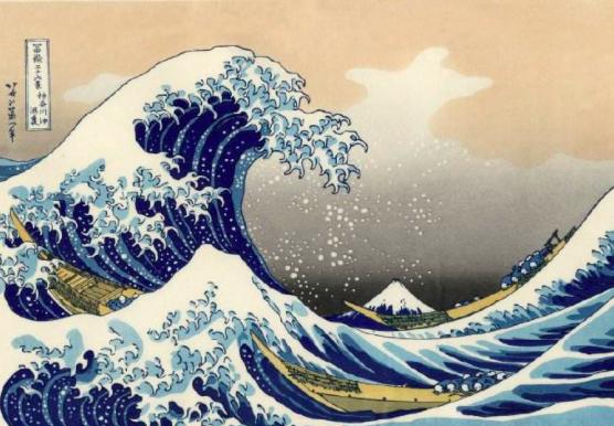 梦回江户——上百幅浮世绘作品赏析