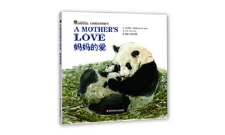 熊猫宝宝是如何成长的?妈妈的爱无微不至地关心它