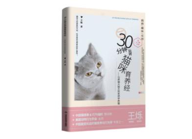 日式漫画风格,为饲养猫咪提供指导