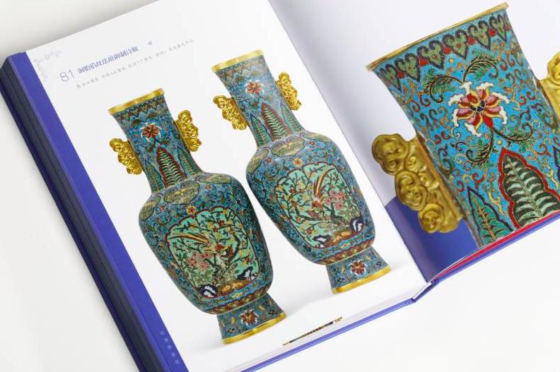 民间大师藏品展示:这是我收藏了20多年的明清景泰蓝