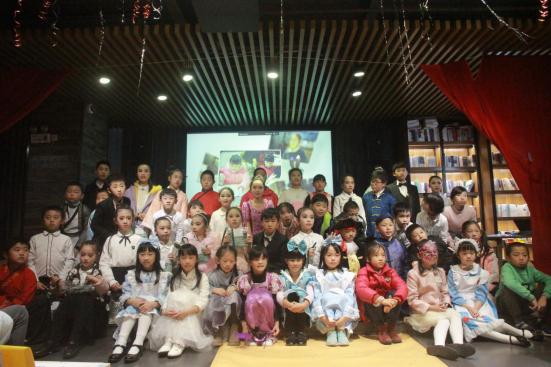 广西师大社领读人剧场(桂林)第一季圆满收官,沉浸式体验品读名著
