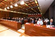 全国外语院校协作组第35届年会暨第三届全球外国语大学联盟校长论坛开幕式在北外举行