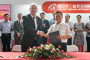 积极推动中国出版走出去 电子工业出版社与Springer Nature签署战略合作协议
