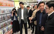 江西新华地铁内布局自助售书机  打造全民阅读新平台