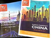 全球书业第一媒体向世界讲述中国学术出版故事——法兰克福书展开幕,PW推出《中国学术出版专刊》