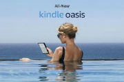 新款Kindle Oasis阅读器可防水,这可是一大亮点