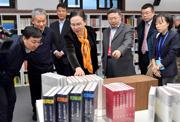 """一家出版社,靠自己的书、靠不断""""自我折腾""""赢得行业地位——华东师范大学出版社建社60周年纪念大会在上海召开"""
