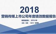 2018营销传媒上市公司年度绩效数据报告
