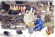 评析亚洲儿童图画书的艺术表现风格, 为少儿图画书出版提供新的思考视角