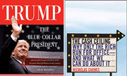 """非虚构的狂欢:美国出版业的""""特朗普""""之年"""