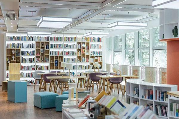新学期开学在即,你知道你的大学里有这些最美书店可以逛吗?|2019中国书店大会