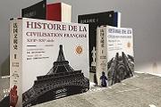 讲书堂 | 《法国文明史》:关于法国你想了解的,这里都有