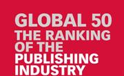 2019年全球出版五十���l布