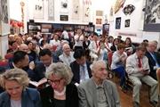 在这里,看见中国与相簿里的家国情缘――莫斯科国际书展图片上的中国成为开幕日焦点