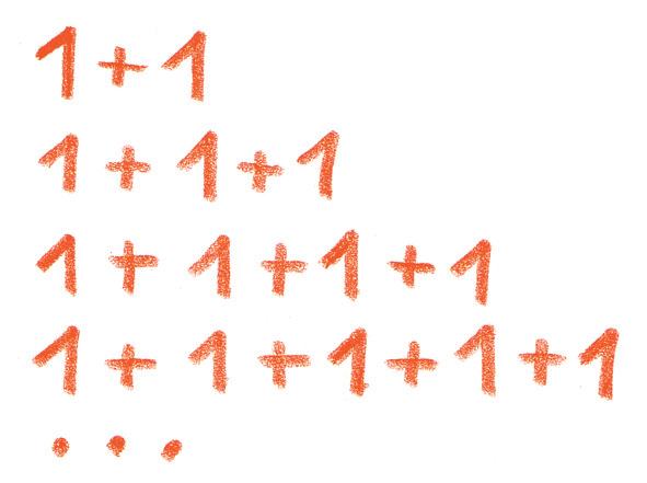 让数字魔鬼陪你 玩 数学