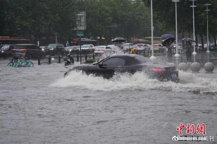 7·20郑州特大暴雨:暴雨与洪涝灾害专题书单