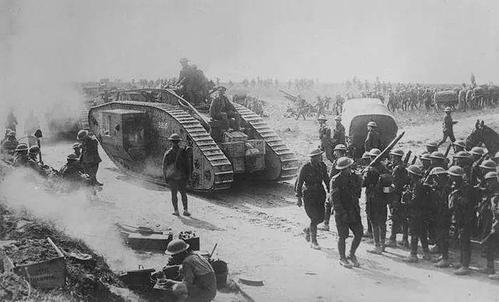 第一次世界大战主题书单